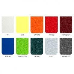 De Inrichterij eetkamerstoel Coloured - kleuroverzicht