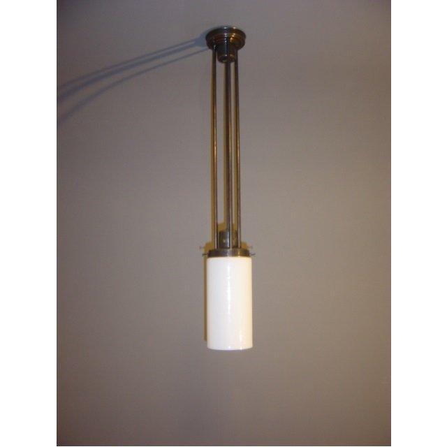 Giso hanglamp Cilinder 24 cm Empire pendel