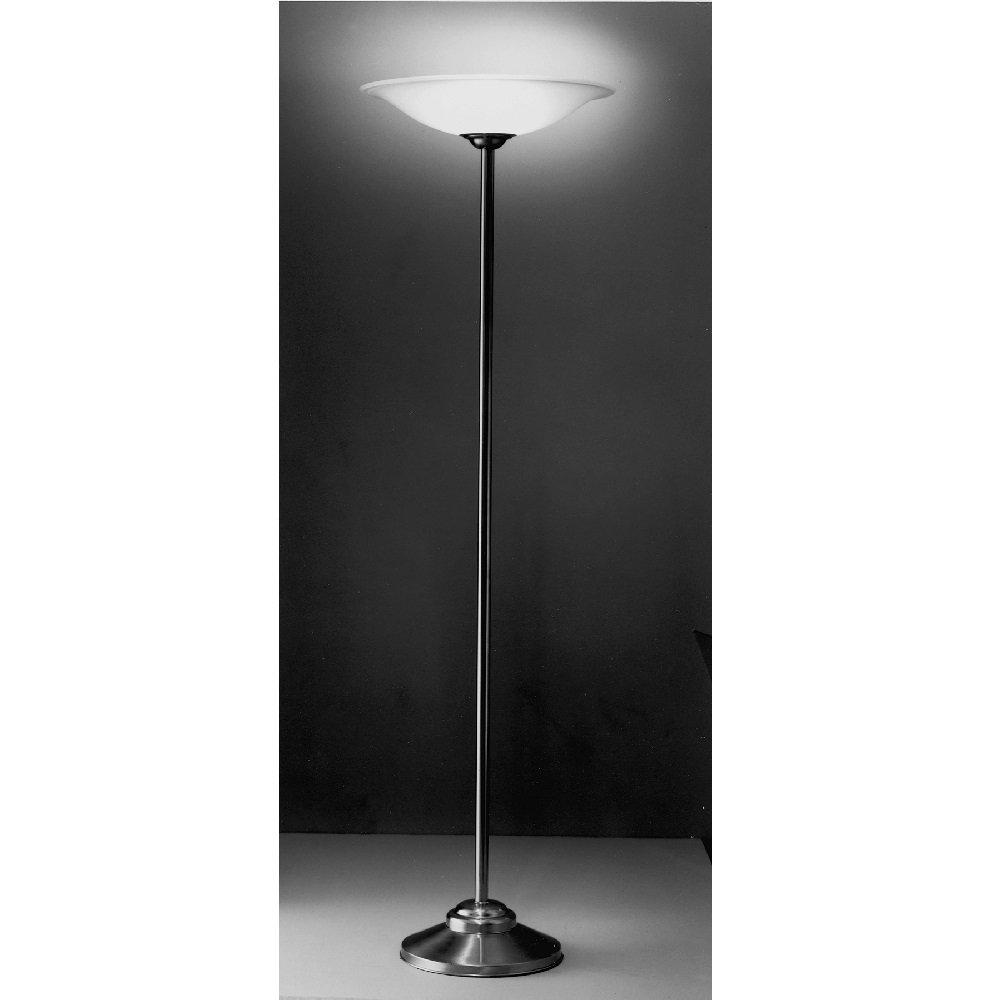 Giso staande lamp schotel met rand