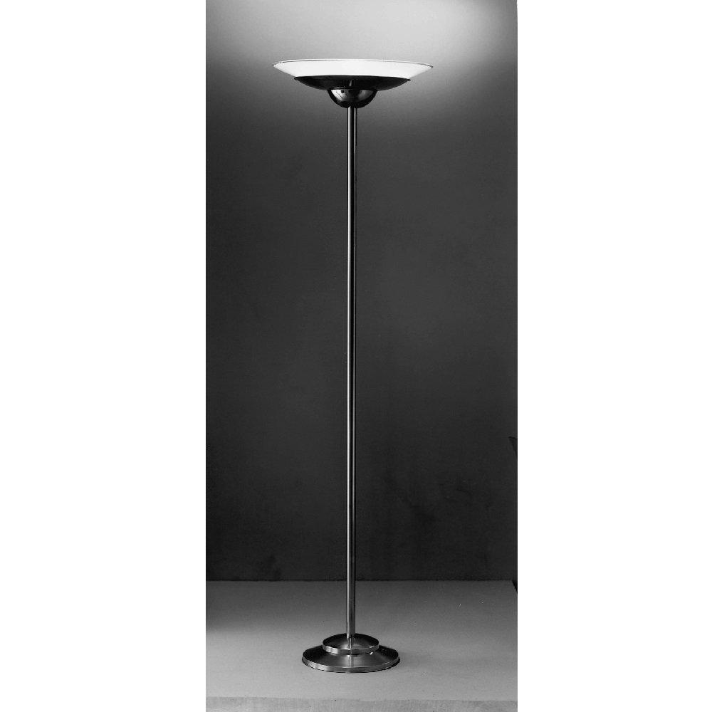 Giso staande lamp Wolk met schaal