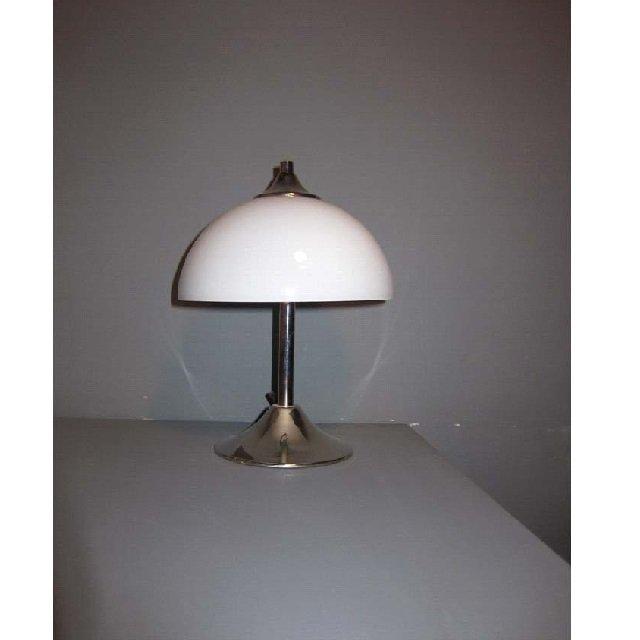 Giso tafellamp Halve bol - small