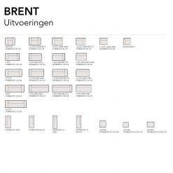 JAME uitvoeringen BRENT - De Inrichterij
