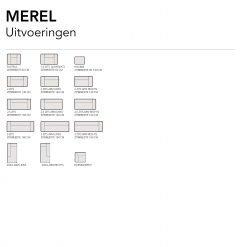 JAME uitvoeringen MEREL - De Inrichterij