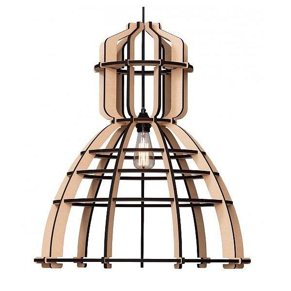 Lichtlab hanglamp No.19 XL