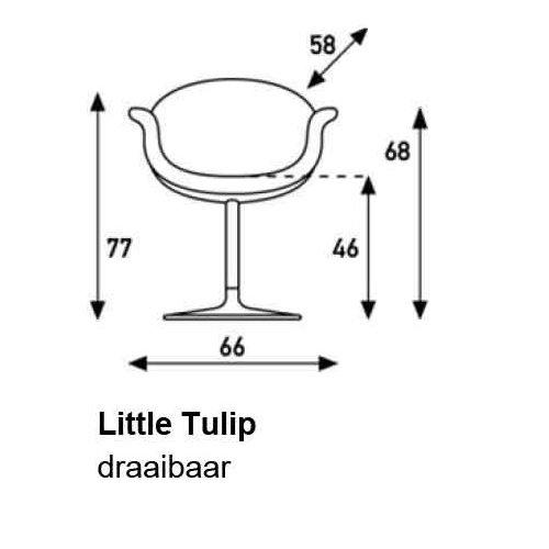 Artifort stoel Little Tulip