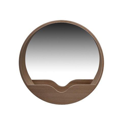 Zuiver round spiegel