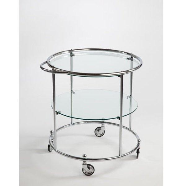 Giso serveerwagen 2 glasplaten