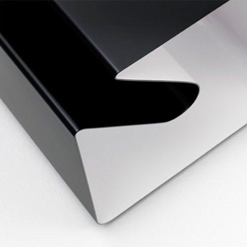 Müller bijzettafel V44 - zwart detail 1