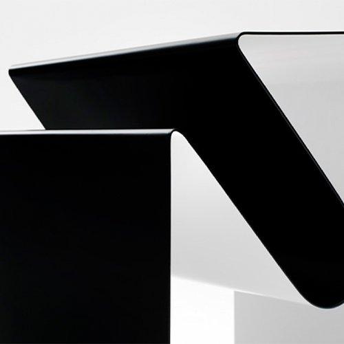 Müller bijzettafel V44 - zwart detail 2
