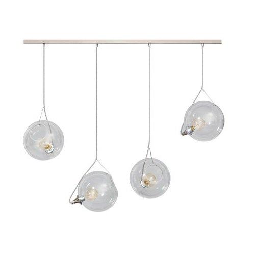ETH hanglamp Calvello balk - incl. haakje