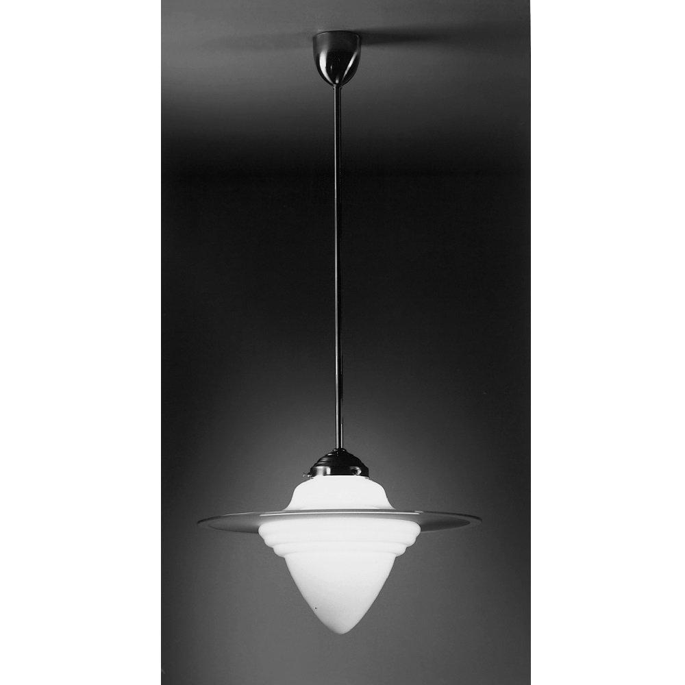 Giso hanglamp Eikel met glasplaat