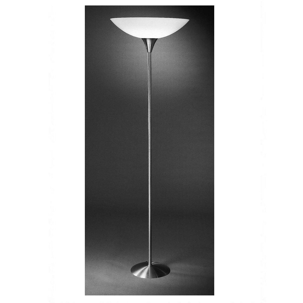 Gispen Classics staande lamp Glasschaal