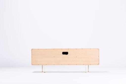 Gazzda tv-meubel Fina 180 (sideboard) mushroom back