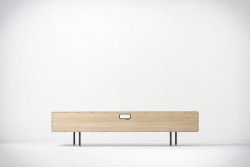 Gazzda tv-meubel Fina (lowboard) 200 back