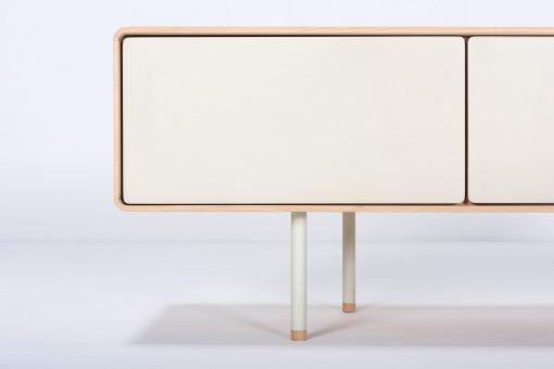 Gazzda tv-meubel Fina (lowboard) mushroom legs