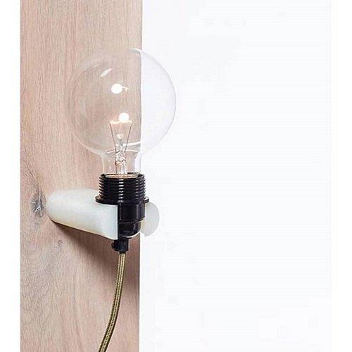 Lichtlab wandlamp No.16 - wit