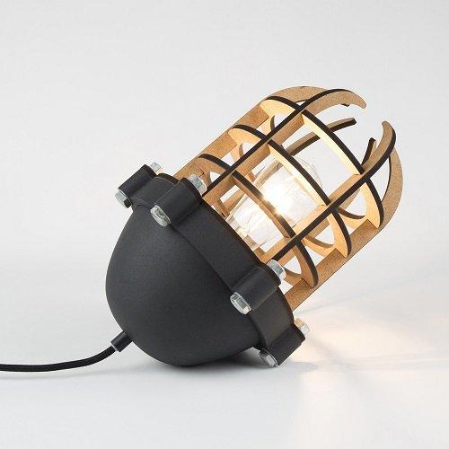Zuiver tafellamp Navigator - zwart