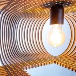 Lichtlab hanglamp No.39 Ovals XL - detail 3
