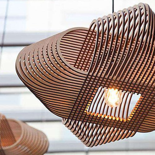 Lichtlab hanglamp No.39 Ovals - detail 1