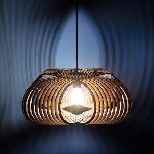Lichtlab hanglamp No.39 Ovals - detail 2