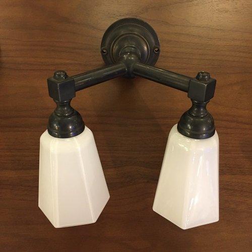 badkamer wandlamp jaren '30 – de inrichterij – dordrecht