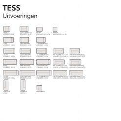 JAME uitvoeringen TESS - De Inrichterij
