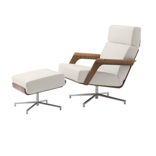 Harvink fauteuil hocker De Kaap