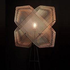 Lichtlab vloerlamp No.39 Ovals - detail