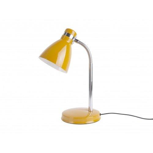 Present Time bureaulamp Study - okergeel
