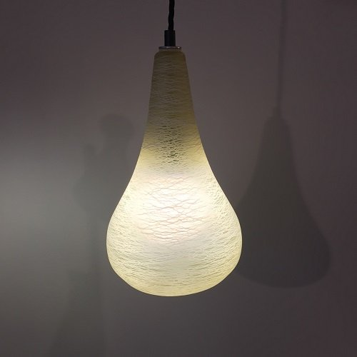 Vintage jaren 60 hanglamp
