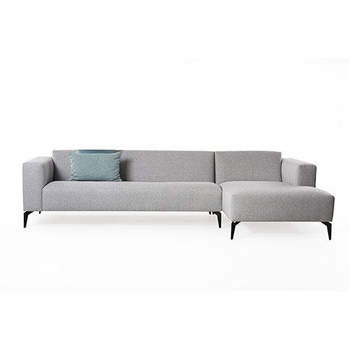 JAME MATS Vooraanzicht sofa - De Inrichterij