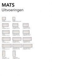 JAME uitvoeringen MATS - De Inrichterij