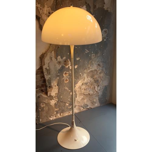 Fonkelnieuw Vintage seventies staande lamp Panthella wit – De inrichterij ZW-21
