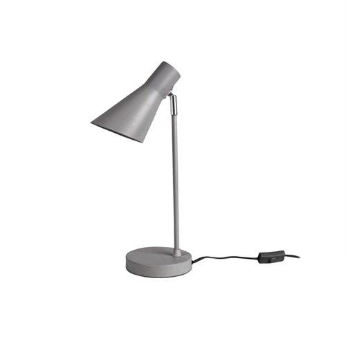 Leitmotiv bureaulamp Beaufort - grijs
