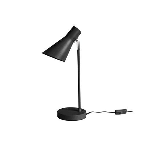 Leitmotiv bureaulamp Beaufort - zwart