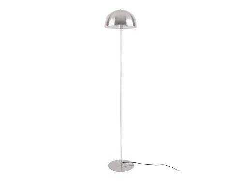 Leitmotiv vloerlamp Bonnet - nikkel