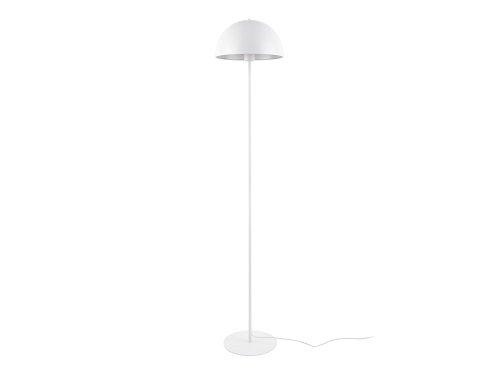 Leitmotiv vloerlamp Bonnet - wit