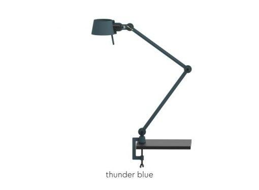 Tonone Bolt bureaulamp double arm met klem