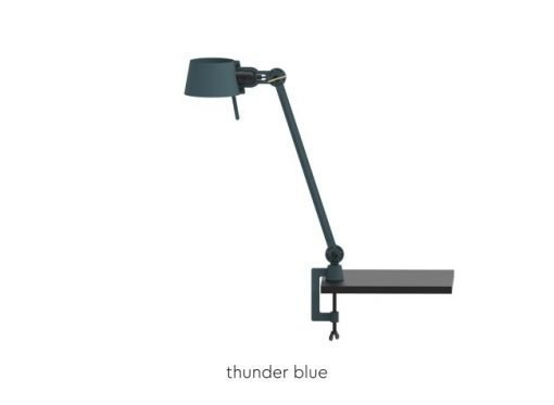 Tonone Bolt bureaulamp single arm met klem