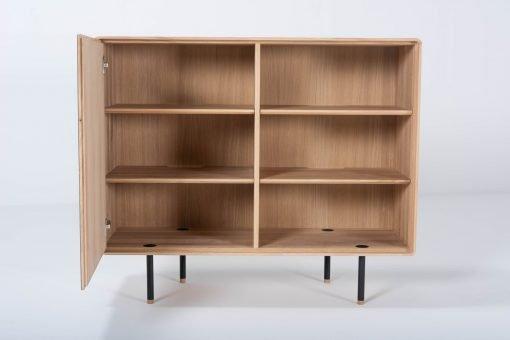 Gazzda dressoir Fina 118 (dresser) open