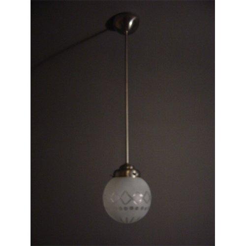 Giso hanglamp Bol etsdruk 15 cm - De Inrichterij