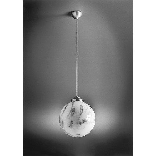 Giso hanglamp Bol marmer - De Inrichterij