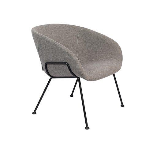 Zuiver fauteuil Feston - grijs