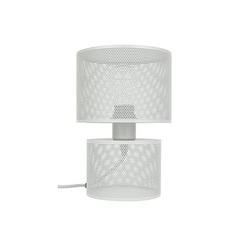 Zuiver tafellamp Grid - grijs