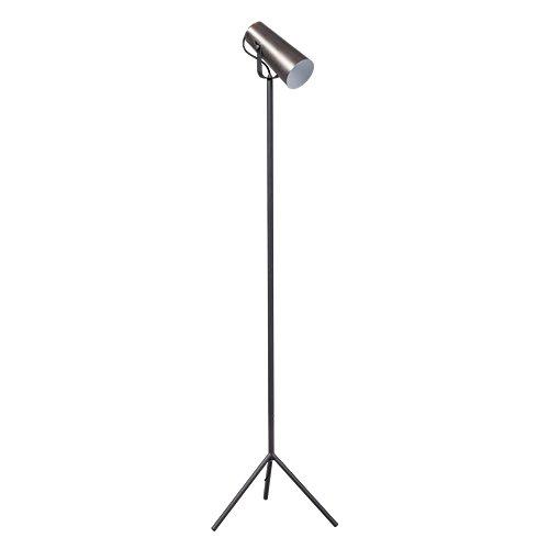 ETH staande lamp Stand Up - zwart/staal