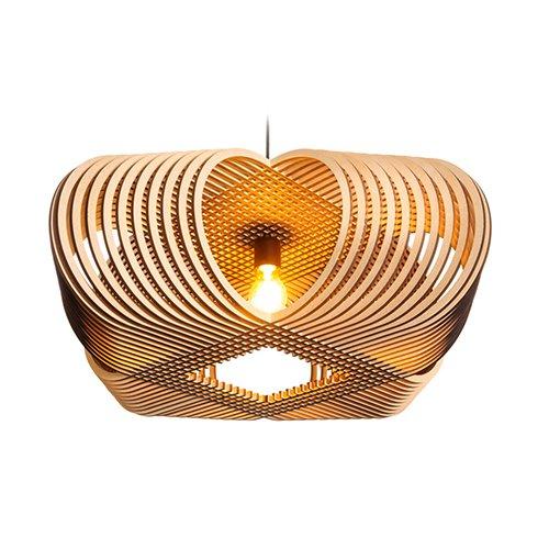 Lichtlab hanglamp No.39 Ovals XL