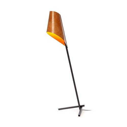 Lichtlab vloerlamp No.42 Tuig - aan