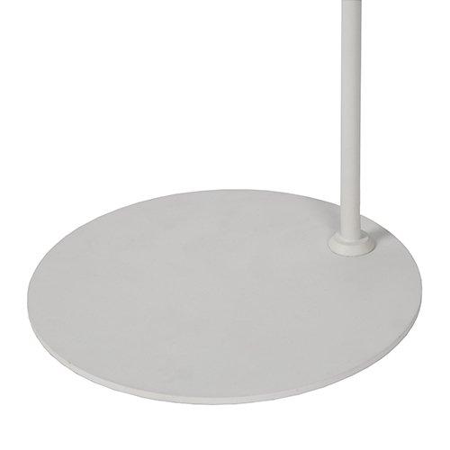 Lucide leeslamp Devon wit - voet