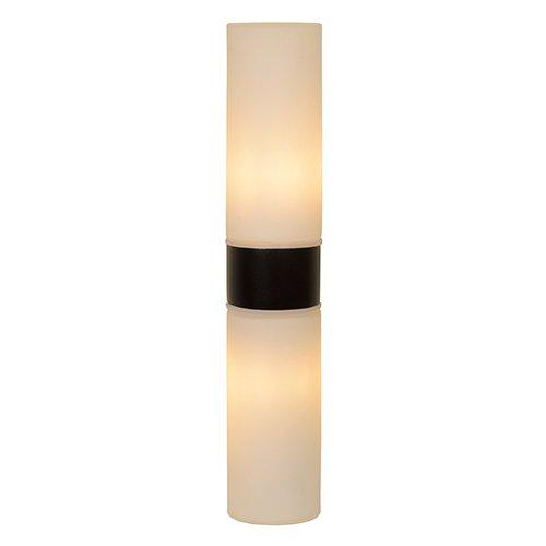 Lucide wandlamp badkamer Jesse - dubbel aan