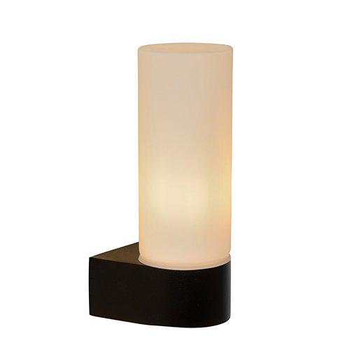 Lucide wandlamp badkamer Jesse - enkel aan